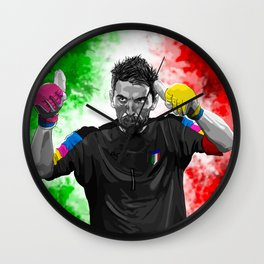 Gianluigi Buffon - Italy Wall Clock