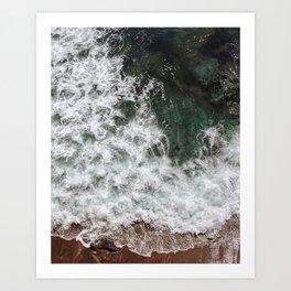 Pacific Overlook Art Print