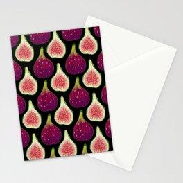 strange fruits (fig) Stationery Cards