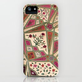 Fort Amber iPhone Case