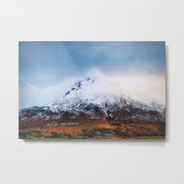 Mount Errigal - Ireland(RR 260) Metal Print