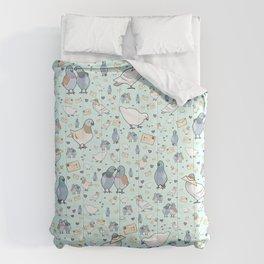 Pigeons Comforters