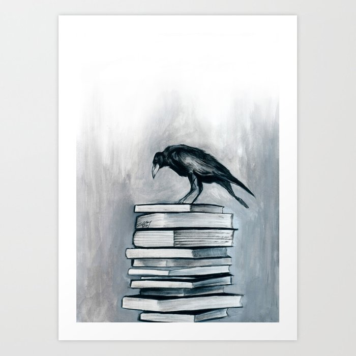 I Don't Read As Much As I'd Love To Anymore Art Print