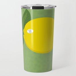 G. Love - Lemonade Travel Mug