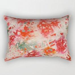Still Tasting The Summer Rectangular Pillow