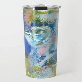 CARL JUNG - portrait.8 Travel Mug