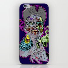 Bath Salts iPhone & iPod Skin