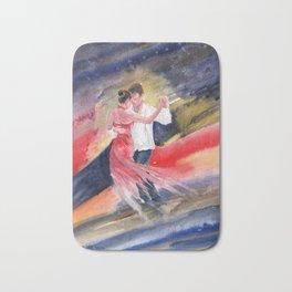 Love and Tango 2 Bath Mat