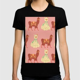 lhama T-shirt