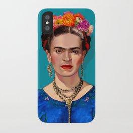 Frida Khalo iPhone Case