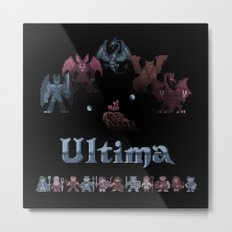 Ultimahem Metal Print