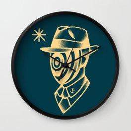Mr. Propeller Wall Clock