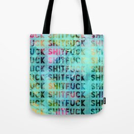 *shit*fuck* Tote Bag
