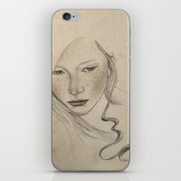 30 rock iPhone & iPod Skins featuring 30 by Shoko Yanagisawa