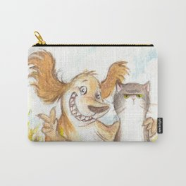 Cat and Dog Carry-All Pouch