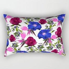 Fragrant Florals Rectangular Pillow