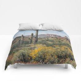 Arizona Spring Comforters