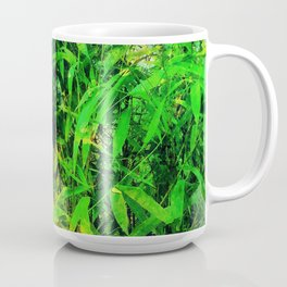 The adventure of green -1- jungle obsession Coffee Mug
