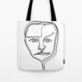 Faceit one Tote Bag