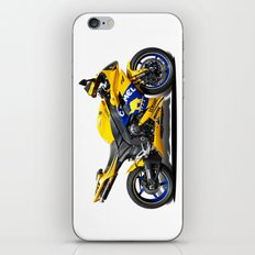 Yamaha R1 iPhone & iPod Skin