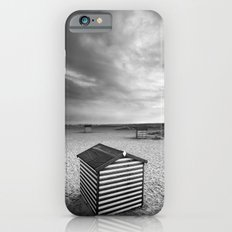 Beach Huts, Great Yarmouth Slim Case iPhone 6s