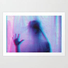 anaglych_2.0_09 Art Print