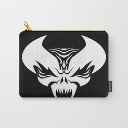 Demon Skull Carry-All Pouch