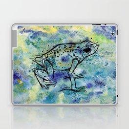 Poison Dart Frog Laptop & iPad Skin