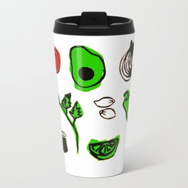 Let's Give Them Something to Guac About Metal Travel Mug