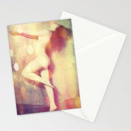 Let Your Hair Down : Nude Stationery Cards