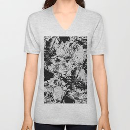 metapaint5 Unisex V-Neck