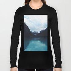 Moody Lake Louise Long Sleeve T-shirt