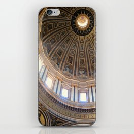 Don't Look Down. iPhone Skin