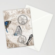 The New Steampunks Stationery Cards
