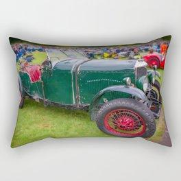 Riley Classic Car Rectangular Pillow