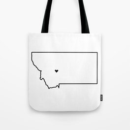 Helena, MT Tote Bag
