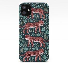 Safari Tiger by Andrea Lauren  iPhone Case