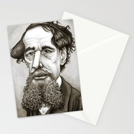 Dickens Stationery Cards