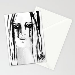 another goodbye Stationery Cards