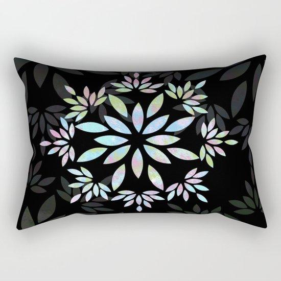 flower 3 Rectangular Pillow