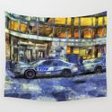 New York police Department Van Gogh by davidpyatt