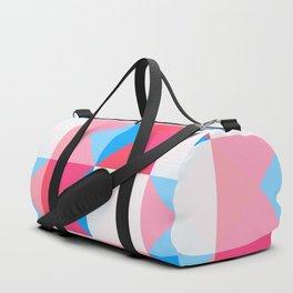 geometric retro classic design ogun Duffle Bag