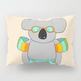 beach koala Pillow Sham