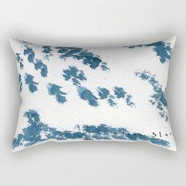 Mountain #3 Rectangular Pillow