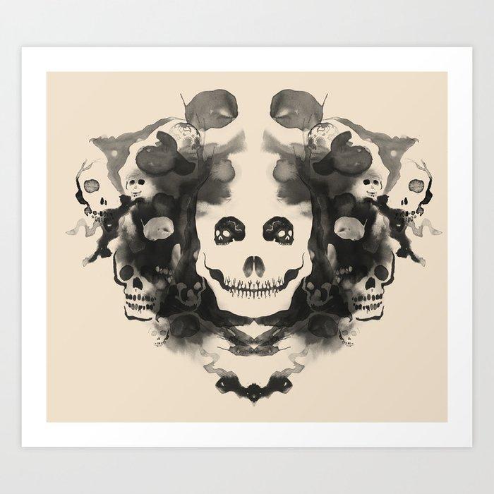I See Everything Art Print