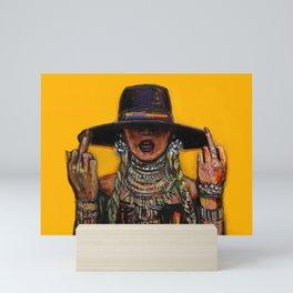 Gracious Mini Art Print