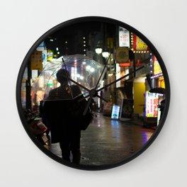 Salary Man Wall Clock