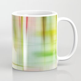 Abstract Plaid Quilt Coffee Mug