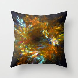 Autumn Feeling Throw Pillow