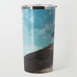 Not On This Earth Travel Mug